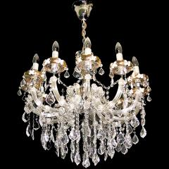 Crystal Chandelier MD608/8