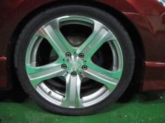 18inch concept one wheels with tires nego