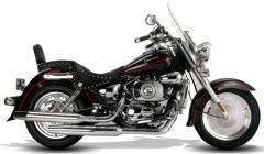 V-Thunder motorcycle