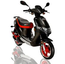Zip GT5 motorcycle