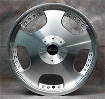 Leasing wheel