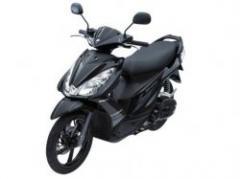 Suzuki Skydrive 125 motorcycle
