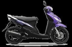 Yamaha Mio Sport motorcycle
