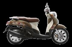 Yamaha Fino Premium motorcycle