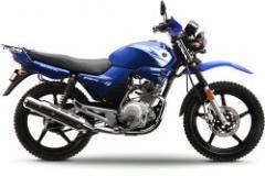 Yamaha YBR 125 motorcycle