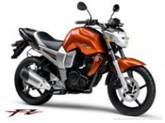 Yamaha FZ 16 motorcycle