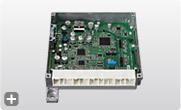 Motor and Battery ECU (for hybrid vehicles)