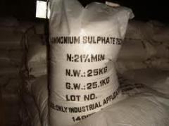 Ammonium sulphate chemicals