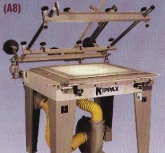 KPX Papaprint Screen Printing Machine