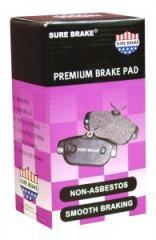 Premium Brake Pads