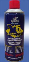 Sparko High Tech X5 All-In-One Lube