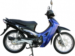 Royale SG110-F motorcycle