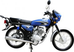 Wizard SG125-8A motorcycle