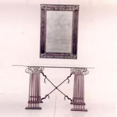 Ionic Console Table