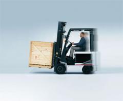 Q02 Series Forklift