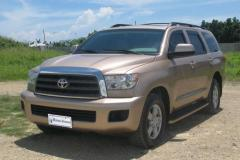 Toyota Sequoia car