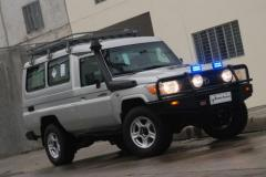 Toyota LandCruiser 78 Series car