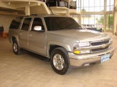 Chevrolet Suburban car