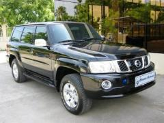 Nissan Patrol car