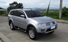 Mitsubishi Montero car