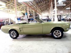 1967 Conv Mustang car