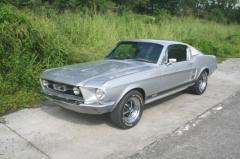 1967 GT Optioned Fastback Mustang car