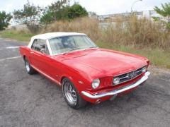 1965 GT Optioned Convertible Mustang car