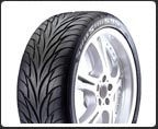 Ultra High Performance 595 - 55 series tires