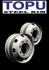 Topu Steel Rim Wheels