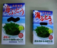 Salted Sea Grapes