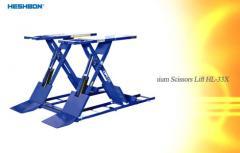 Heshbon Scissors Lift HL 33-X Scissors Lifts