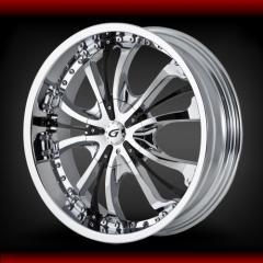 Gianna Momentum wheels