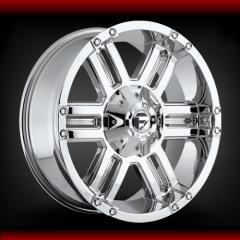 Fuel Off Road Gauge wheels