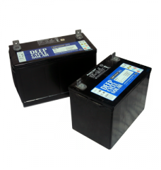 BBG Series and Deep Cycle Series batteries
