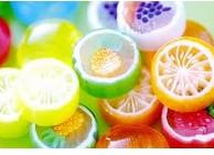 Colza Softdrink Candy