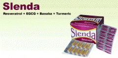 Slenda Natural Weight Loss Capsule