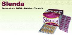 Slenda Natural Weight Loss Capsule