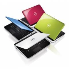 Dell Inspiron Mini 1012 BLACK / PINK Netbook