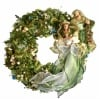 Holy Family Christmas Wreaths