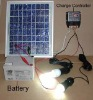 Affordable Solar Home lighting system