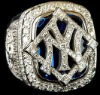 2009 New York Yankees Championship ring World