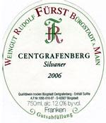 2006 Burgstadter Centgrafenberg Silvaner Qba