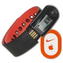 Nike+SportBand watch
