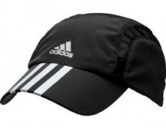 Adidas Run 3 Stripe Climacool Cap