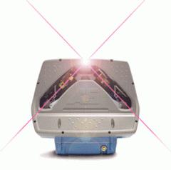 Axiom - X touch-sensitive screen