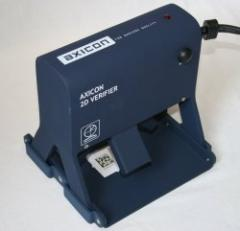Axicon 12000 - 2D verifier