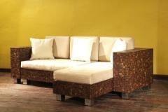 Natural Shaped Sofa