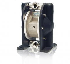 PTFE coated pumps