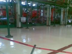 Chemflex EC 300 Solvent-Based Epoxy coating