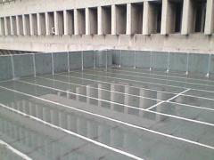 Chemflex Torch-Applied Waterproofing Membrane